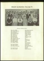 1958 Unadilla High School Yearbook Page 10 & 11