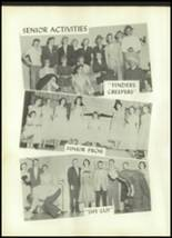 1958 Unadilla High School Yearbook Page 28 & 29