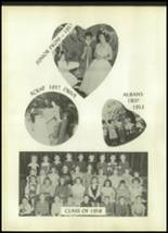 1958 Unadilla High School Yearbook Page 30 & 31