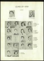 1958 Unadilla High School Yearbook Page 32 & 33