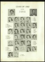1958 Unadilla High School Yearbook Page 34 & 35