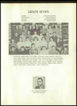 1958 Unadilla High School Yearbook Page 40 & 41