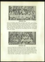 1958 Unadilla High School Yearbook Page 42 & 43