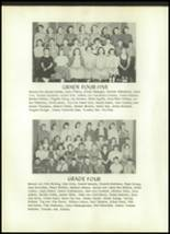 1958 Unadilla High School Yearbook Page 44 & 45