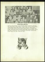 1958 Unadilla High School Yearbook Page 50 & 51