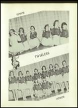 1958 Unadilla High School Yearbook Page 52 & 53