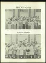 1958 Unadilla High School Yearbook Page 54 & 55