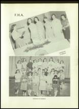 1958 Unadilla High School Yearbook Page 56 & 57