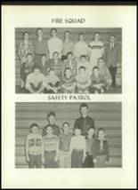 1958 Unadilla High School Yearbook Page 58 & 59
