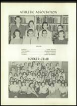 1958 Unadilla High School Yearbook Page 60 & 61