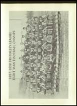 1958 Unadilla High School Yearbook Page 64 & 65