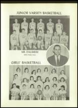 1958 Unadilla High School Yearbook Page 66 & 67