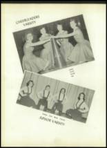 1958 Unadilla High School Yearbook Page 70 & 71