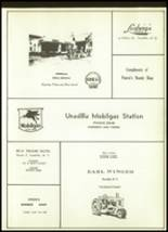 1958 Unadilla High School Yearbook Page 72 & 73