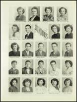1951 Avondale High School Yearbook Page 40 & 41