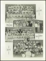 1951 Avondale High School Yearbook Page 50 & 51