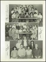 1951 Avondale High School Yearbook Page 66 & 67