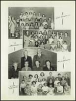 1951 Avondale High School Yearbook Page 86 & 87