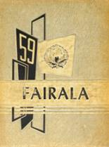1959 Yearbook Fairview High School