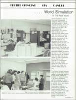 1988 West Bend High School Yearbook Page 14 & 15