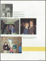 1988 West Bend High School Yearbook Page 24 & 25