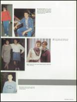 1988 West Bend High School Yearbook Page 34 & 35
