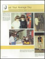 1988 West Bend High School Yearbook Page 36 & 37