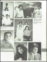 1988 West Bend High School Yearbook Page 44 & 45