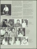 1988 West Bend High School Yearbook Page 52 & 53
