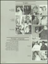 1988 West Bend High School Yearbook Page 54 & 55