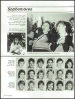 1988 West Bend High School Yearbook Page 70 & 71