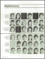 1988 West Bend High School Yearbook Page 72 & 73