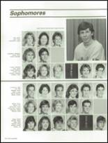 1988 West Bend High School Yearbook Page 74 & 75