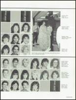 1988 West Bend High School Yearbook Page 88 & 89