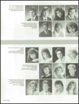 1988 West Bend High School Yearbook Page 92 & 93