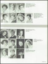 1988 West Bend High School Yearbook Page 94 & 95