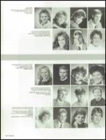 1988 West Bend High School Yearbook Page 100 & 101