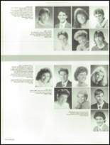 1988 West Bend High School Yearbook Page 106 & 107