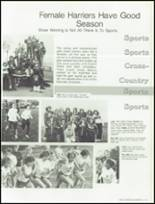 1988 West Bend High School Yearbook Page 114 & 115