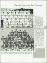 1988 West Bend High School Yearbook Page 116 & 117