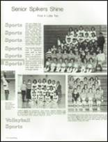 1988 West Bend High School Yearbook Page 118 & 119