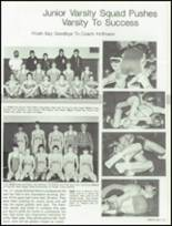 1988 West Bend High School Yearbook Page 120 & 121