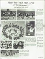 1988 West Bend High School Yearbook Page 122 & 123