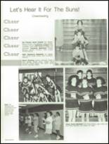 1988 West Bend High School Yearbook Page 124 & 125