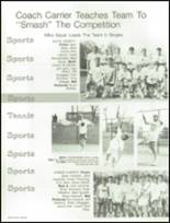 1988 West Bend High School Yearbook Page 130 & 131