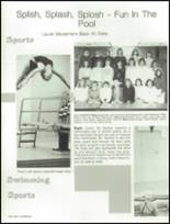 1988 West Bend High School Yearbook Page 132 & 133
