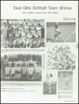 1988 West Bend High School Yearbook Page 134 & 135