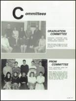 1988 West Bend High School Yearbook Page 140 & 141