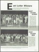 1988 West Bend High School Yearbook Page 142 & 143