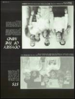 1988 West Bend High School Yearbook Page 152 & 153